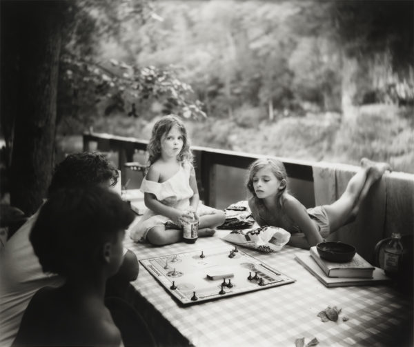 Sally Mann, Sorry Game, 1989.