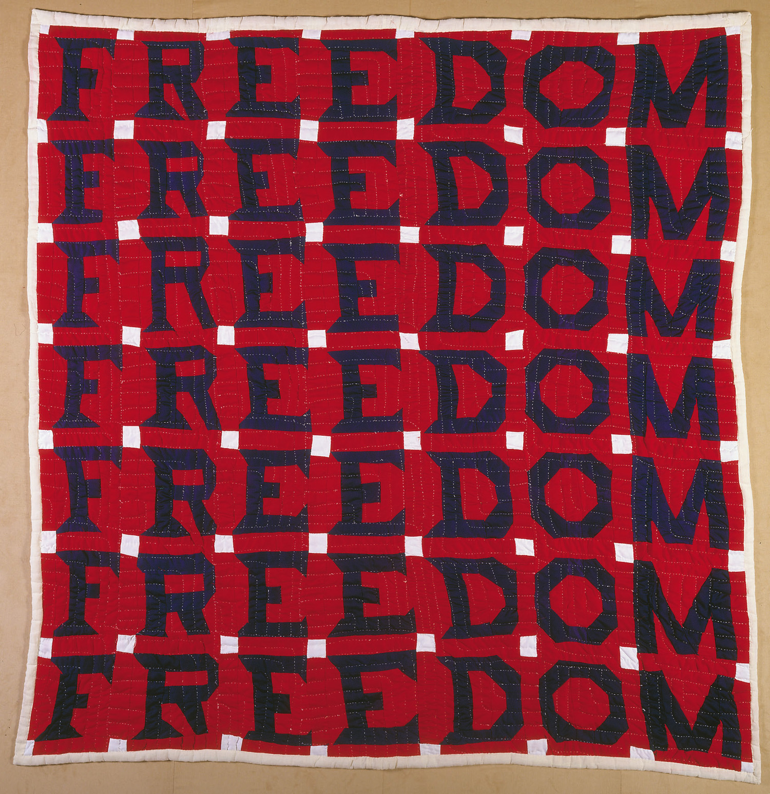 Freedom Quilt. Jessie B. Telfair
