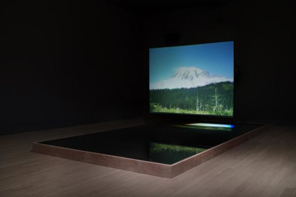 Moving Stillness: Mount Rainier, 1979 Bill Viola