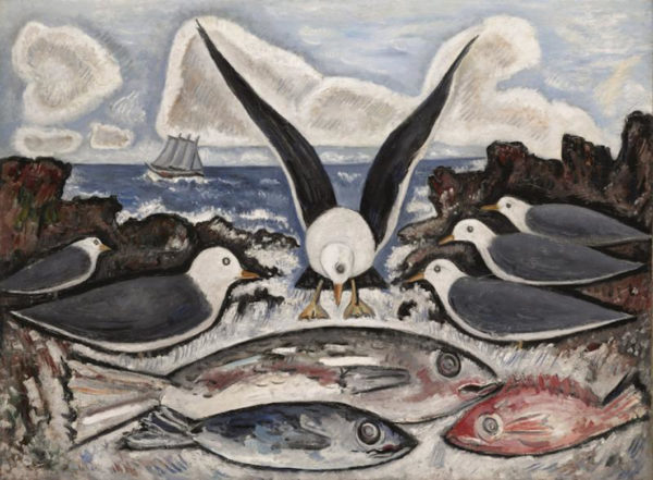 Give Us This Day Marsden Hartley